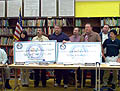 The Campo Tribe contributes nearly $30,000 to Mtn. Empire School District