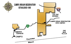 Campo Indian Reservation